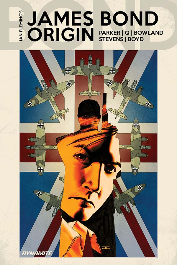 James Bond: Origin Vol.1 HC