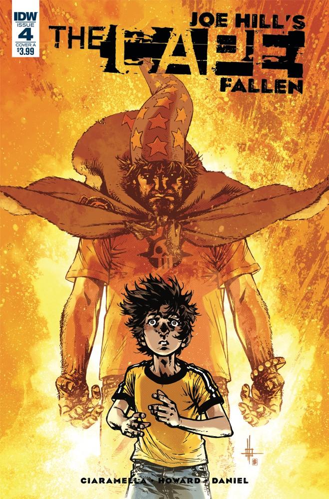 The Cape: Fallen #4