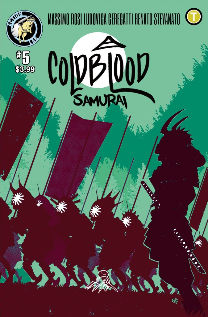 COLD BLOOD SAMURAI #5