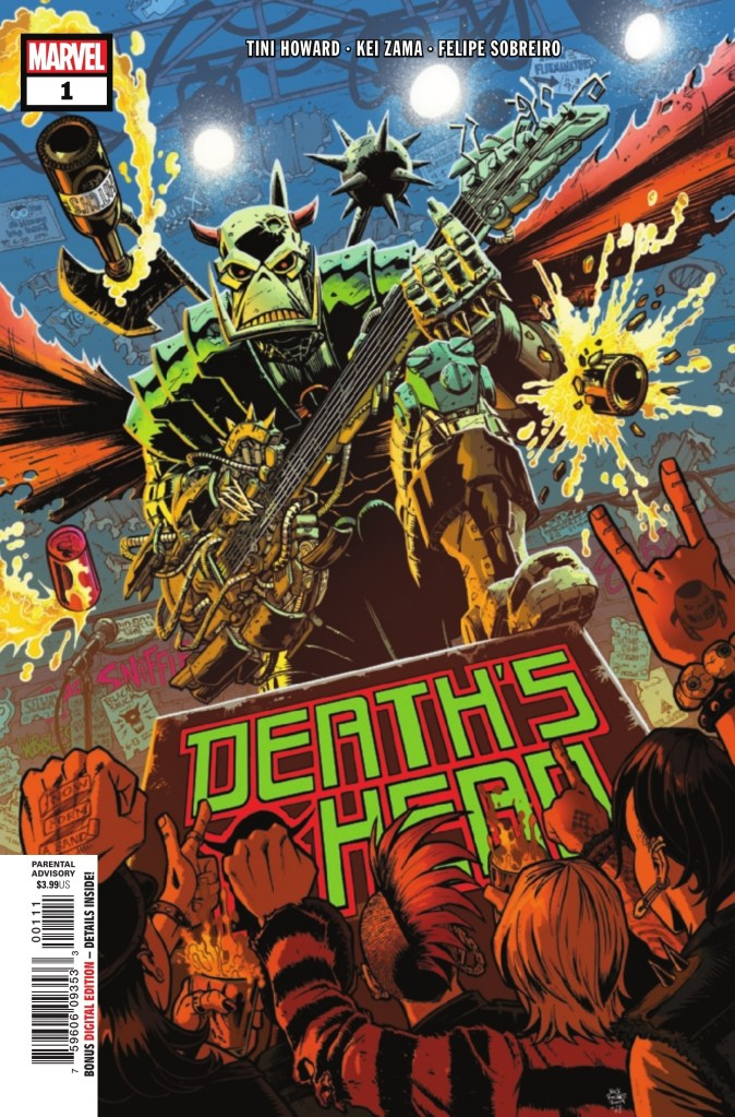 Death's Head #1 (of 4)