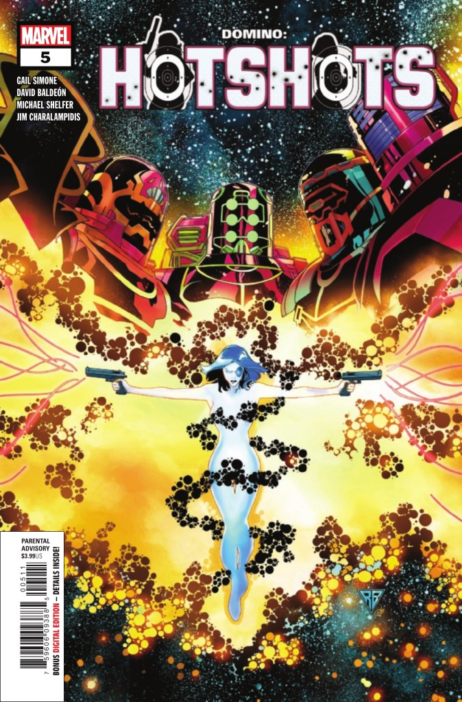 Domino: Hotshots #5 (of 5)