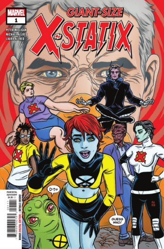 Giant-Sized X-Statix #1