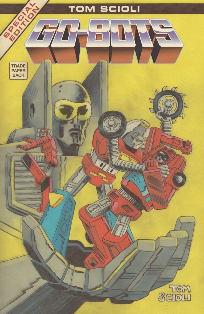 Go-Bots Vol 1 TPB