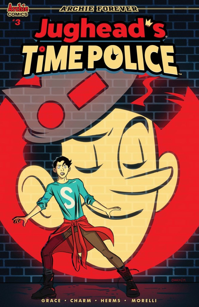 JUGHEAD'S TIME POLICE #3 (of 5)