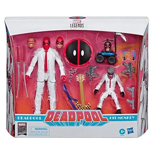 Marvel Legends Deadpool and Hit Monkey