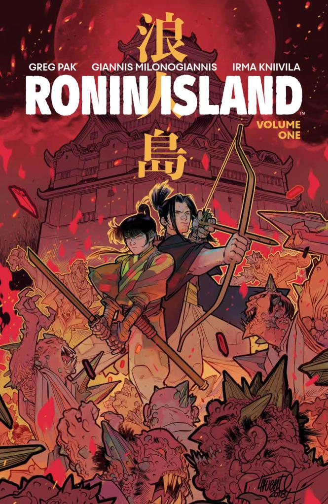 Ronin Island Vol. 1 Discover Now Edition