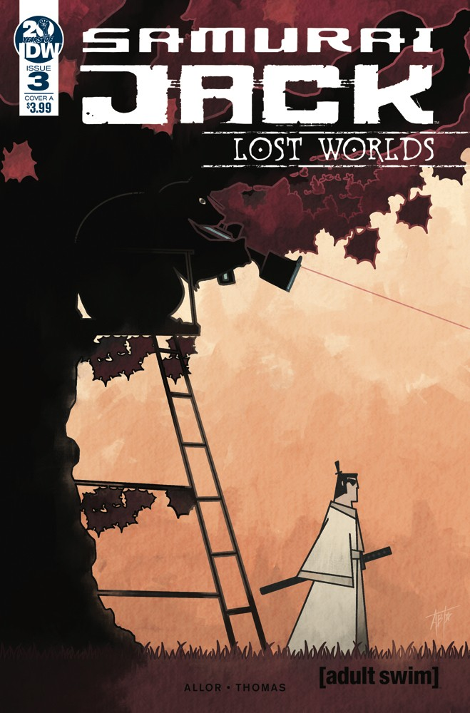 Samurai Jack: Lost Worlds #3