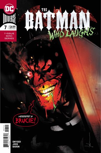 The Batman Who Laughs #7
