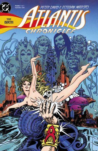 Atlantis Chronicles #7