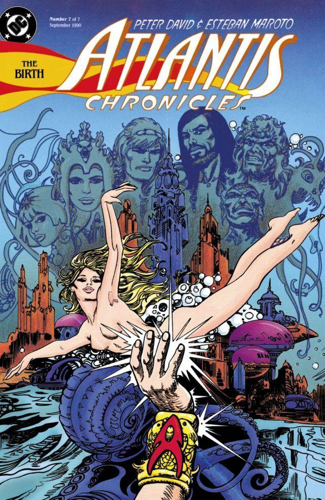 Review: Atlantis Chronicles #7