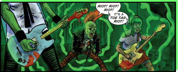 Return of Toe Tag Riot