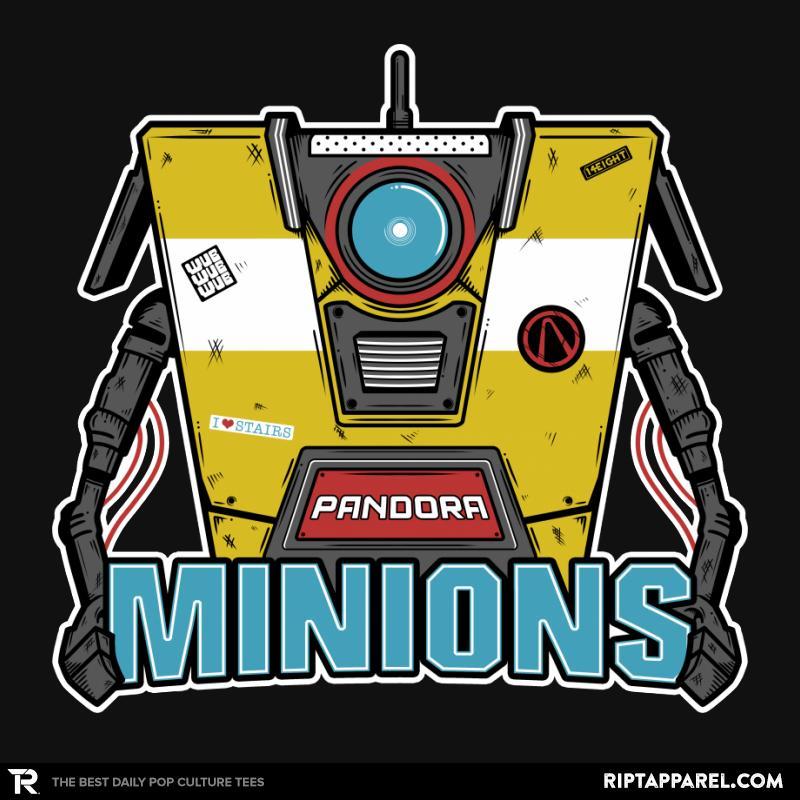 Pandora Minions