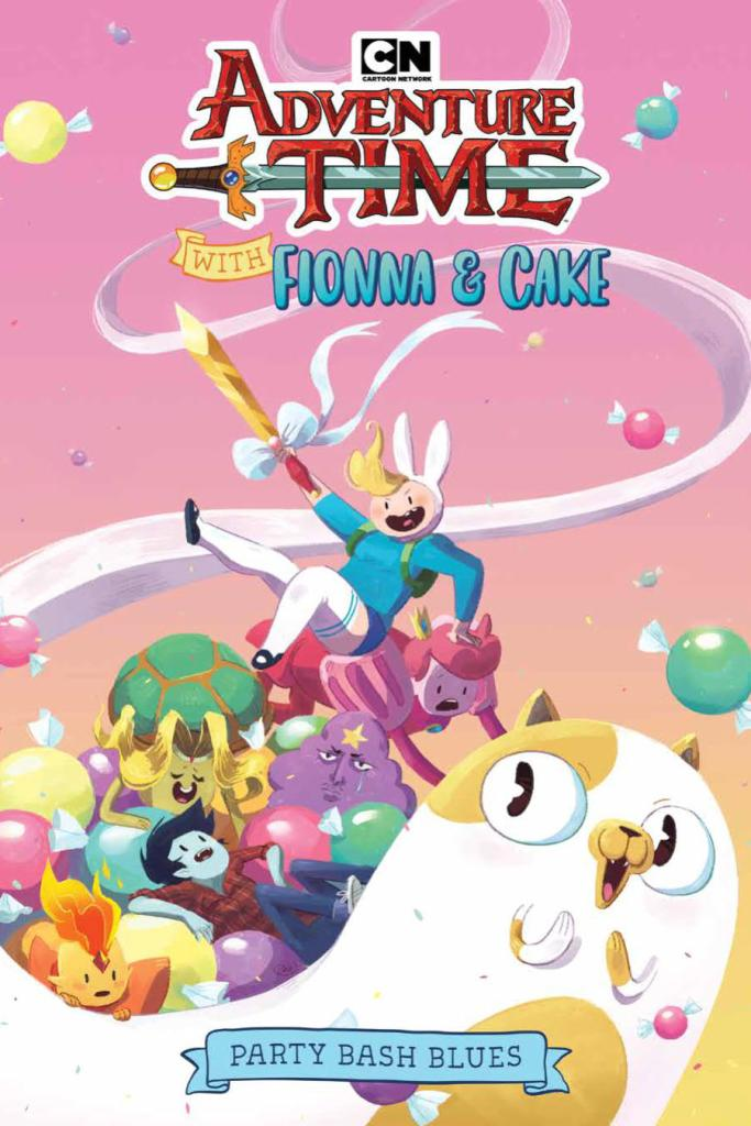 Adventure Time With Fionna & Cake OGN Vol. 1 SC