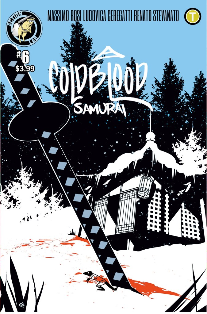 COLD BLOOD SAMURAI #6