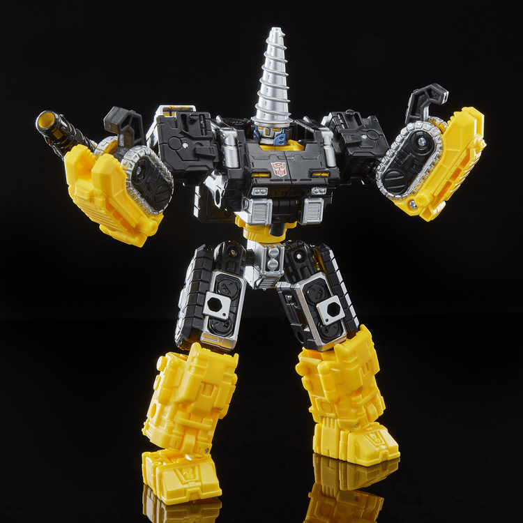 TRANSFORMERS: GENERATIONS SELECTS DELUXE WFC-GS08 POWERDASHER ZETAR