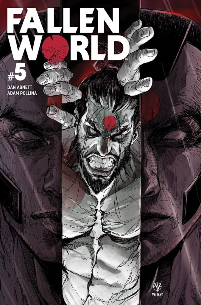 FALLEN WORLD #5 (of 5)