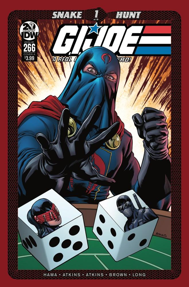 G. I. Joe: A Real American Hero #266