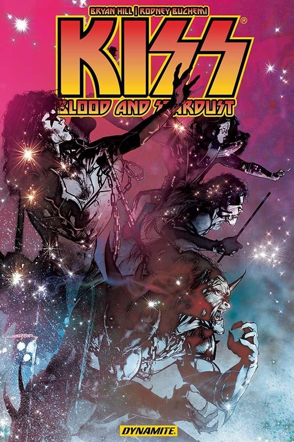 KISS: Blood & Stardust TP
