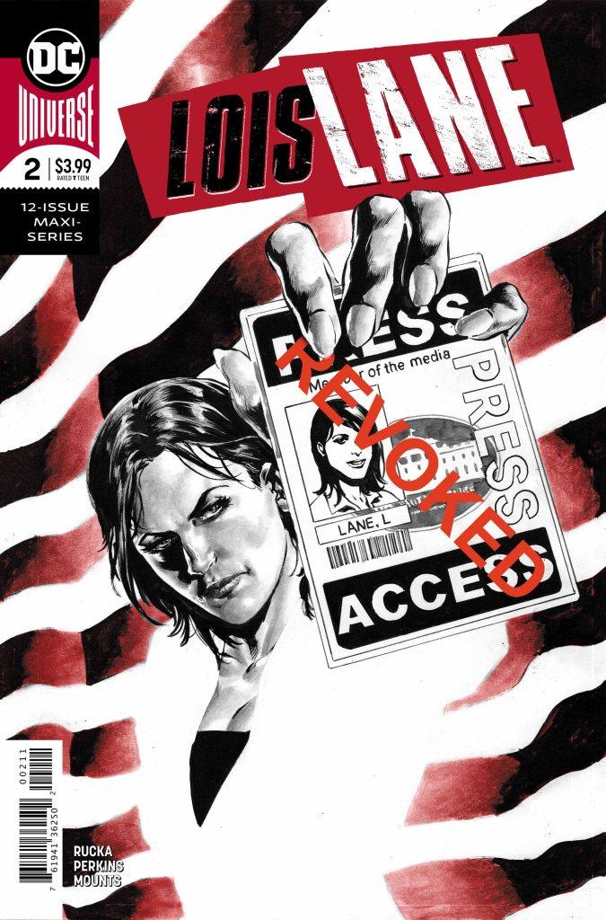Lois Lane #2 (of 12)
