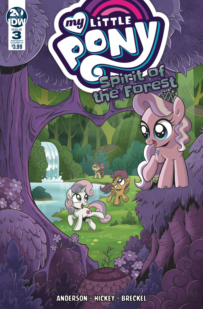 My Little Pony: Spirit of the Forest #3