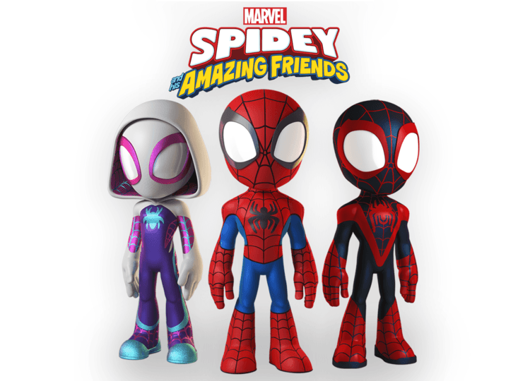 Marvel's Spidery and His Amazing Friends