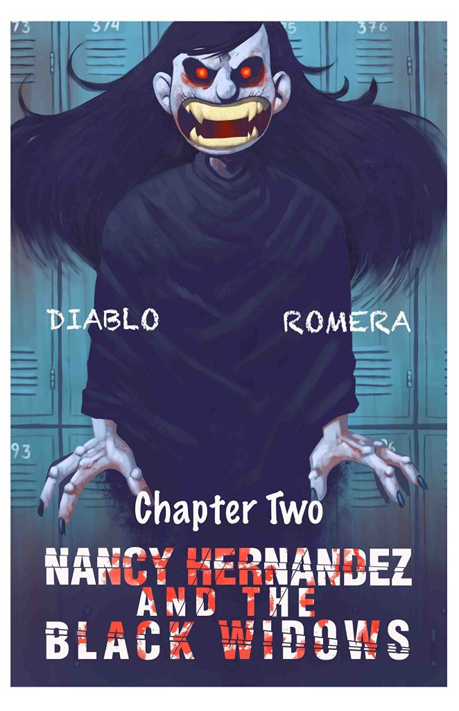 Nancy Hernandez & The Black Widows Volume 2
