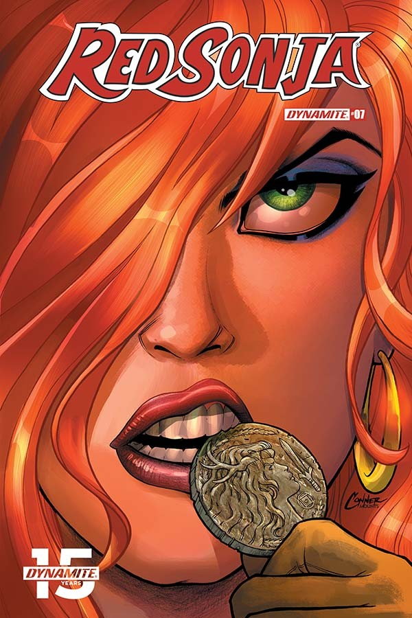 Preview: Red Sonja Vol. 5 #7
