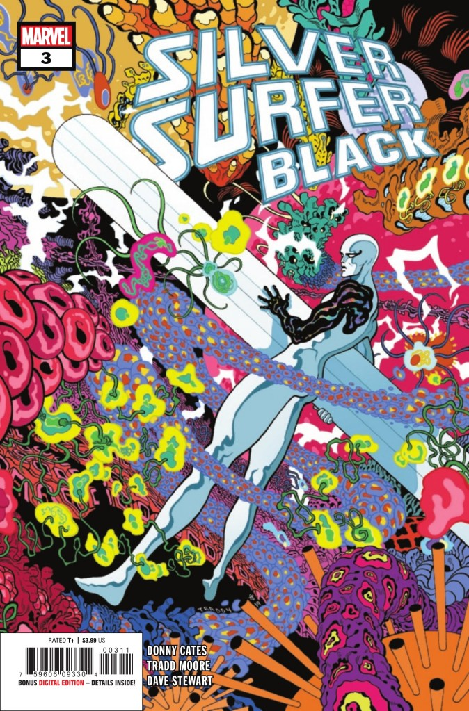 Silver Surfer: Black #3 (of 5)