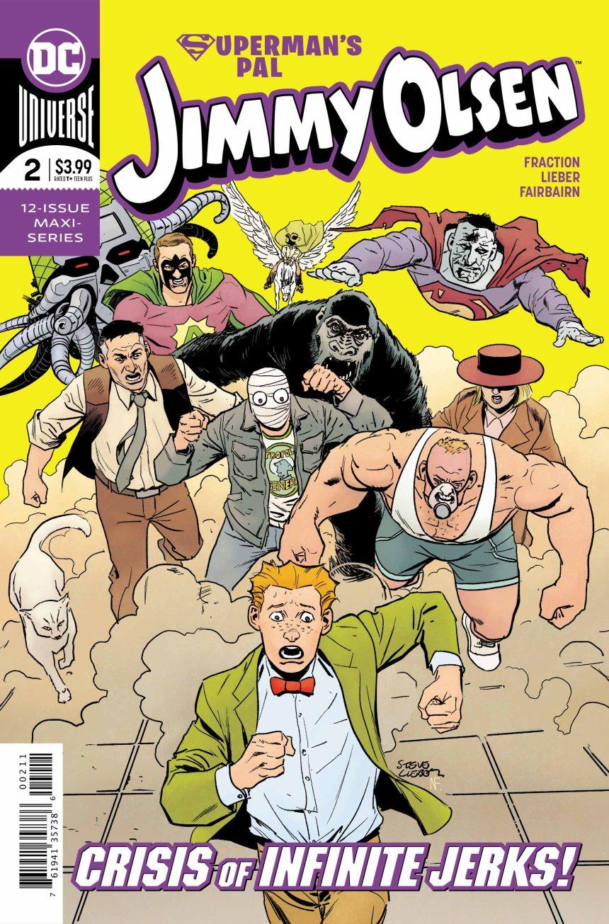 Superman's Pal Jimmy Olsen #2 (of 12)
