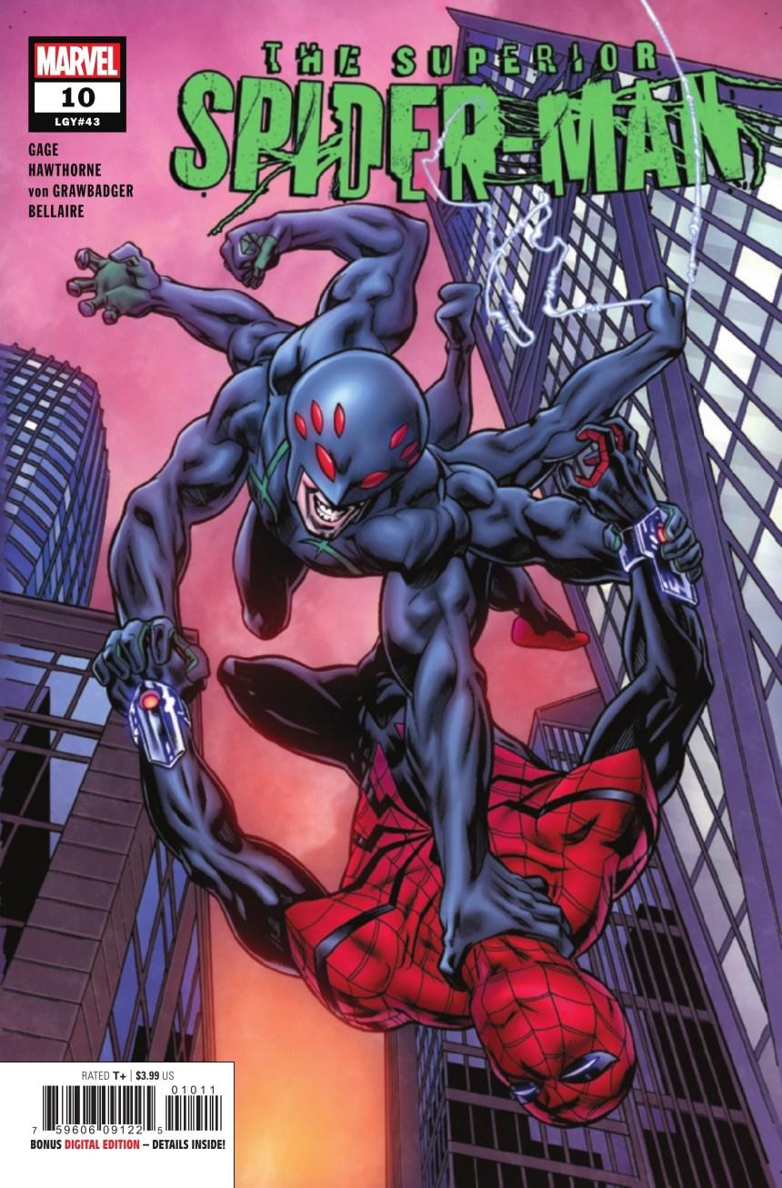 Superior Spider-Man #10