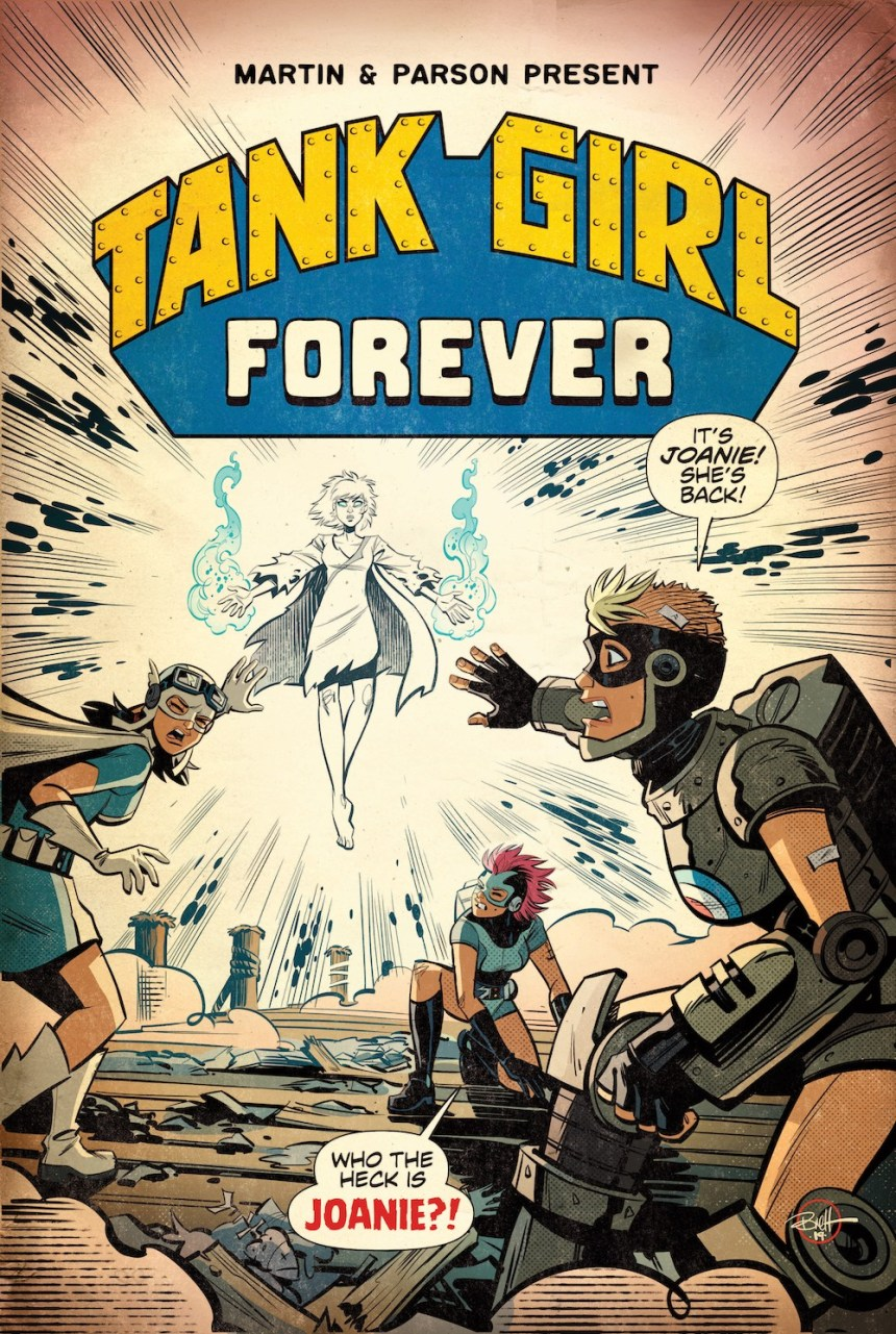 Tank Girl #6