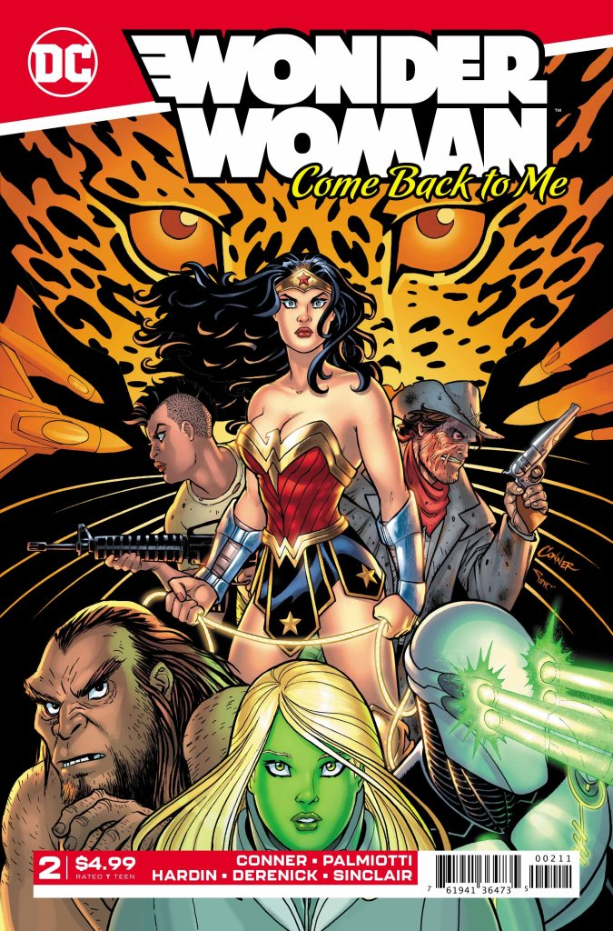 Wonder Woman: Come Back to Me #2 (of 6)