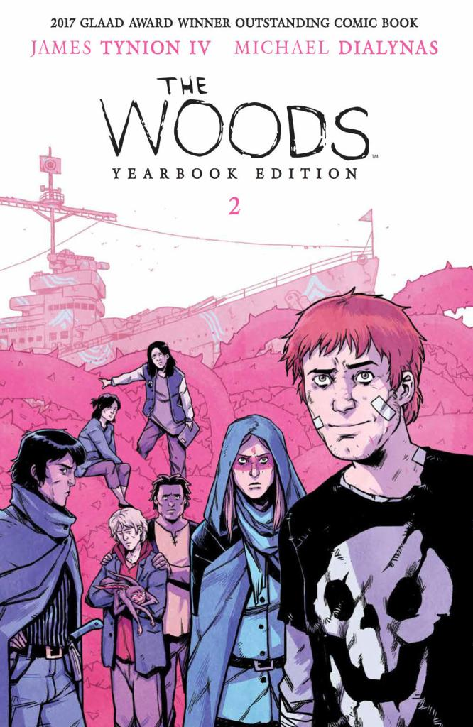 The Woods Yearbook Edition Book Two SC