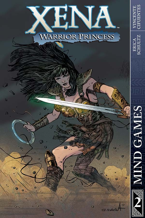 Xena Vol. 2: Mind Games