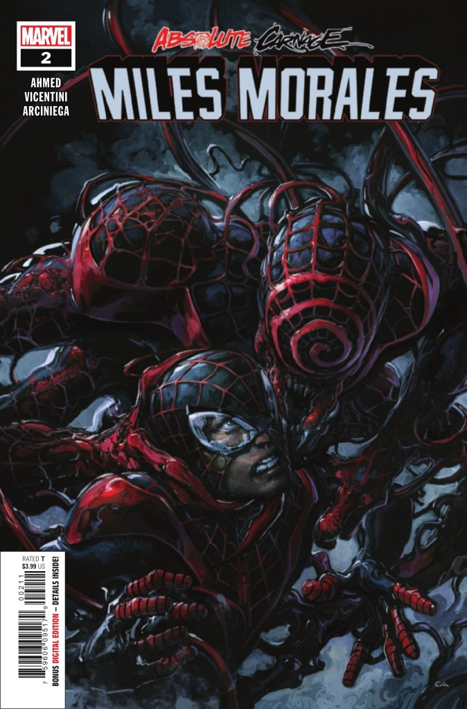 Absolute Carnage: Miles Morales #2 (of 3)