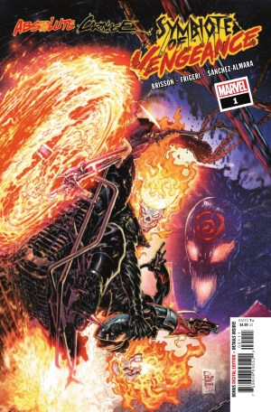 Absolute Carnage: Symbiote of Vengeance #1