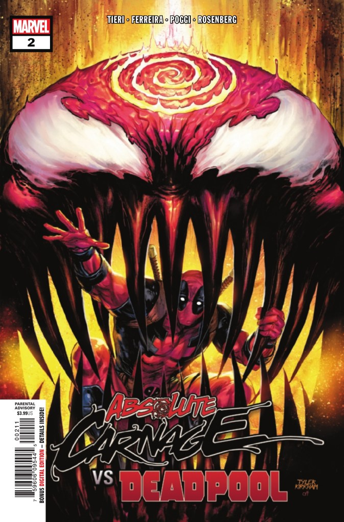 Absolute Carnage vs. Deadpool #2 (of 3)