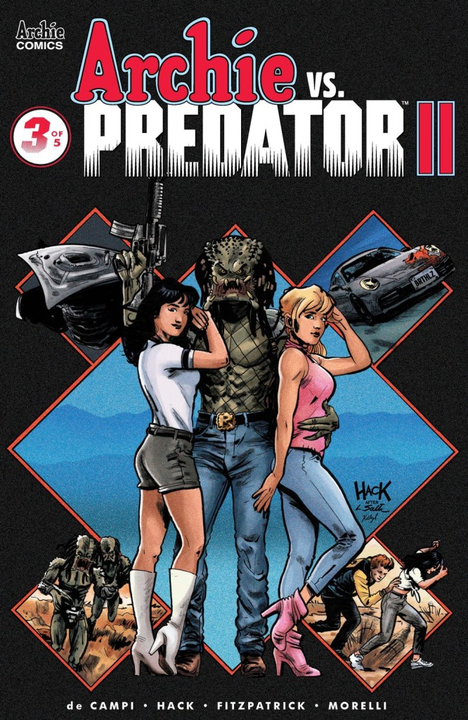 ARCHIE VS. PREDATOR 2 #3 (of 5)