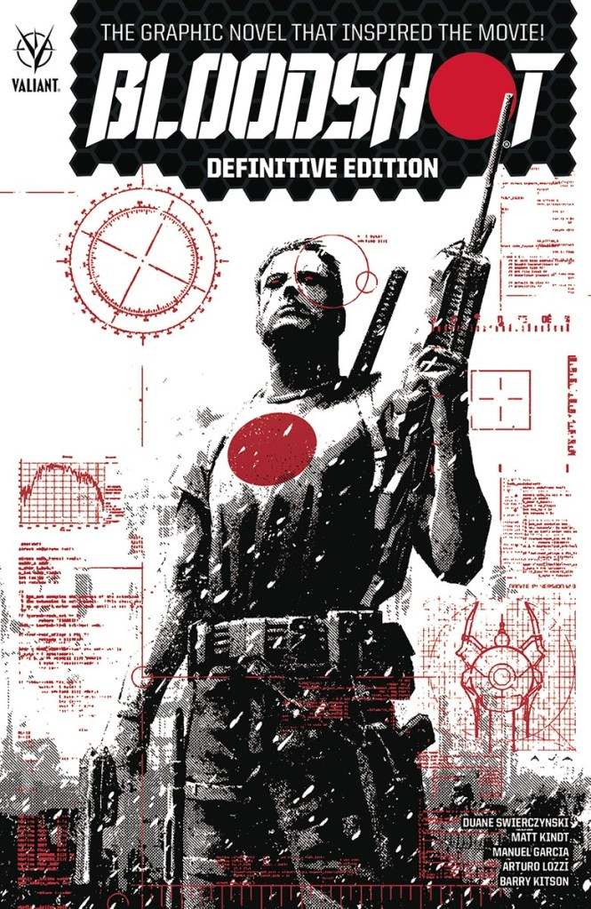 BLOODSHOT DEFINITIVE EDITION TPB
