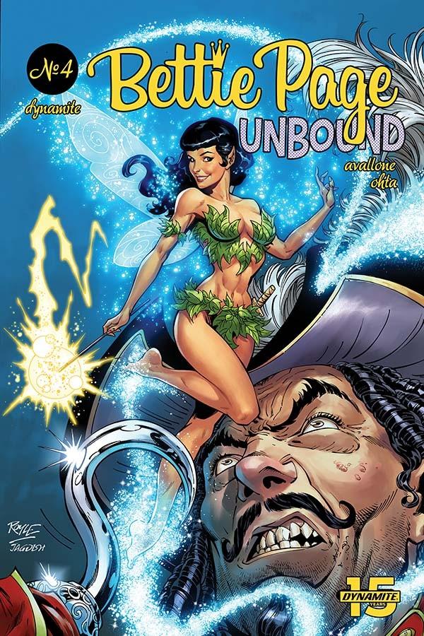 Bettie Page: Unbound #4