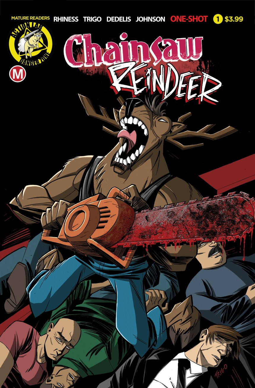 CHAINSAW REINDEER ONE-SHOT
