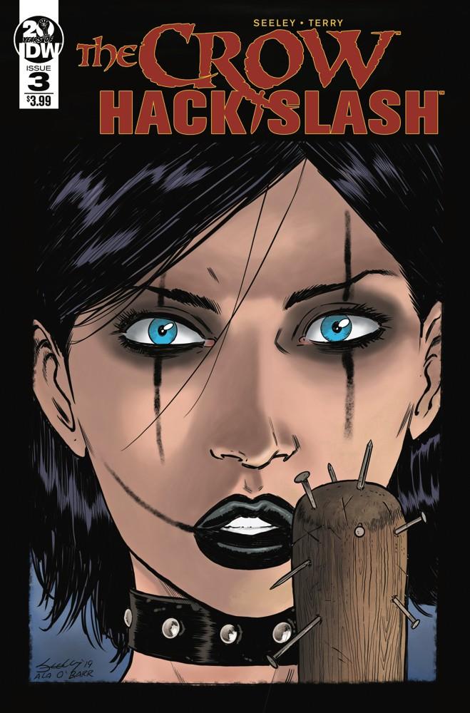 The Crow: Hack/Slash #3 (of 4)