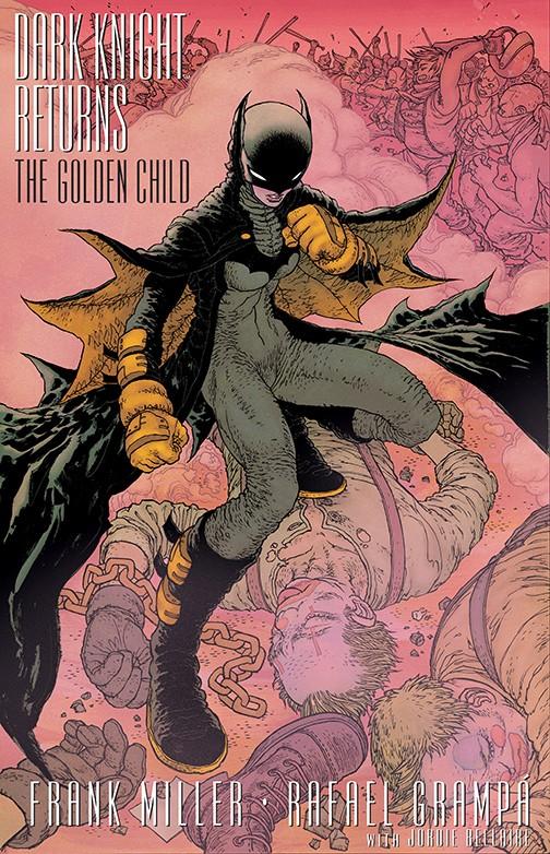 Dark Knight Returns: The Golden Child