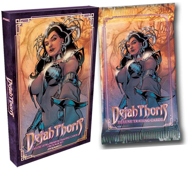 Dejah Thoris Trading Cards Individual Foil Pack