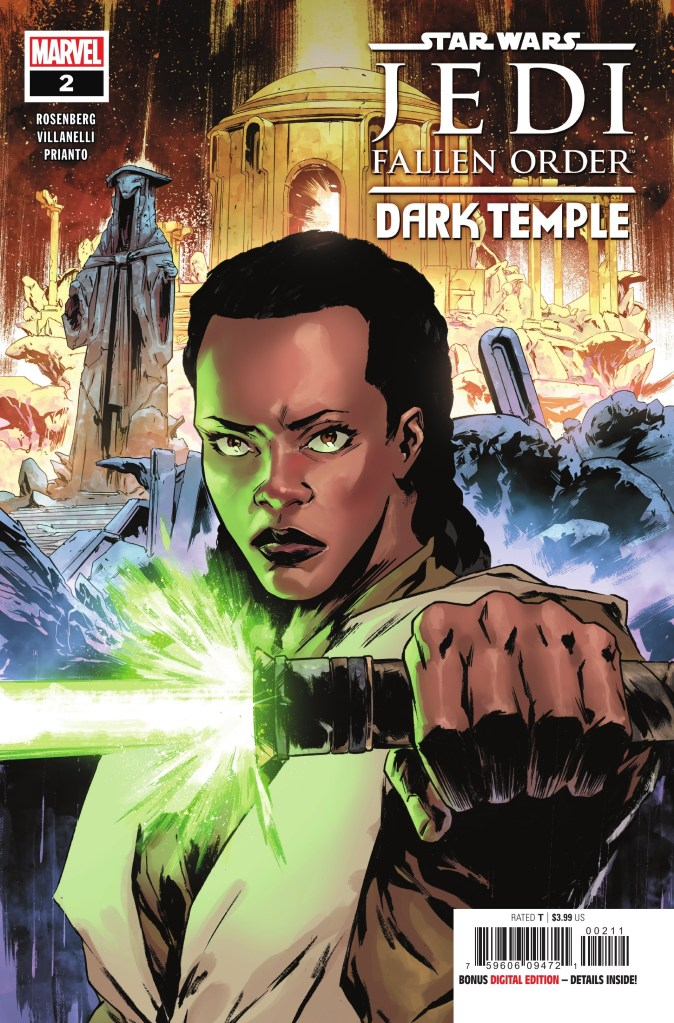 Star Wars Jedi Fallen Order – Dark Temple #2