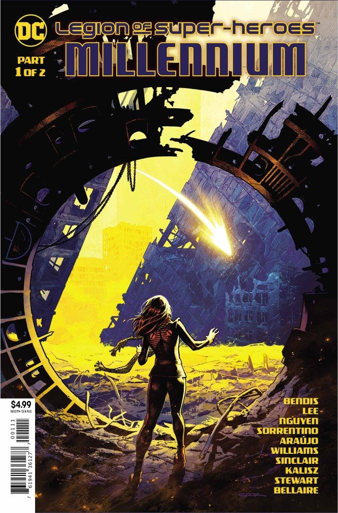 Legion of Super-Heroes: Millennium #1 (of 2)