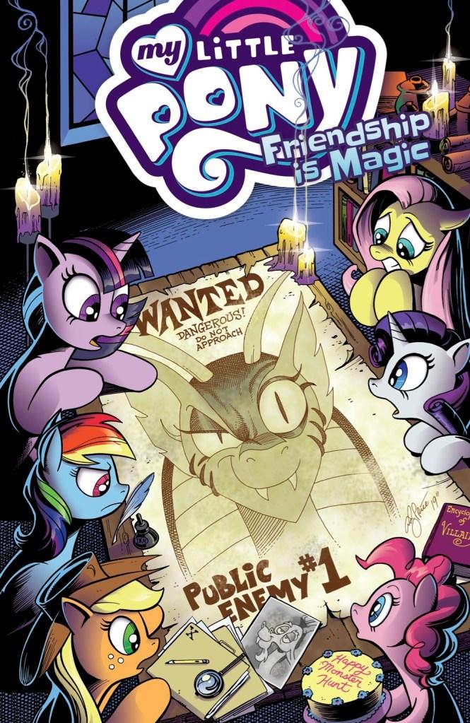 My Little Pony: Friendship is Magic, Vol. 17
