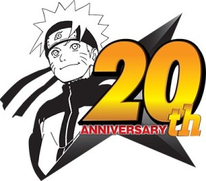 Naruto 20th