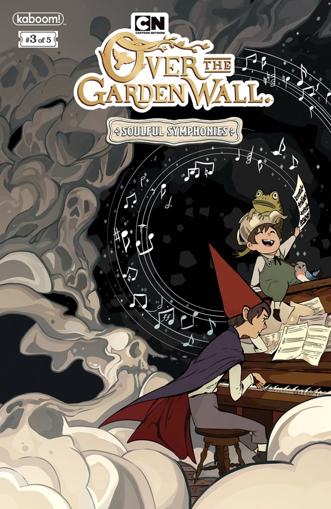Over The Garden Wall: Soulful Symphonies #3