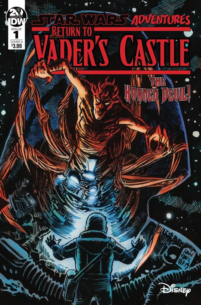 Star Wars Adventures: Return to Vader's Castle #1